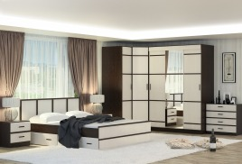 Новая спальня «Сакура»